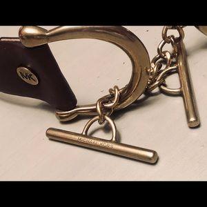 Michael Kors Accessories - Beautiful & Unique Michael Kors Leather Belt - S/M